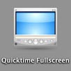 Quicktime Fullscreen